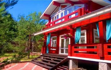 Роскошные дома Villa-NATURE - свежая нота удовольствия!