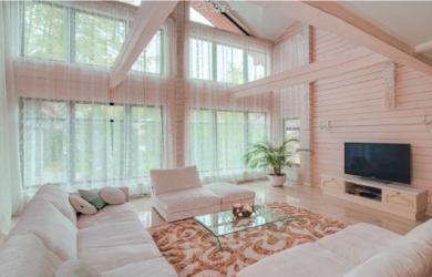 Купить коттедж на Рублевке деревянный, продажа домов в Жуковке Барвихе