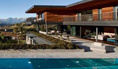лучшие шале и деревянные виллы мира: Швейцария, Австрия, Рублевка, Италия, США, Испания