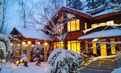 Почему богатые живут в домах из дерева?