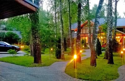 Дизайнерские дома и коттеджи из клееного бруса Россия Москва Рублевка