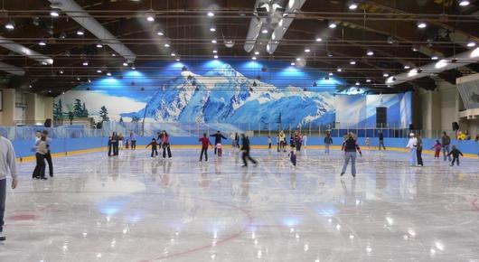 Каток.ру на Рублевке, инфраструктура и развлечения Рублевки, коньки и хоккей на Рублевке