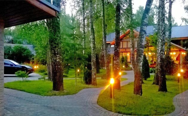Дома российских звёзд, новости Рублевки, комплекс элитных резиденций на Рублево-Успенском шоссе