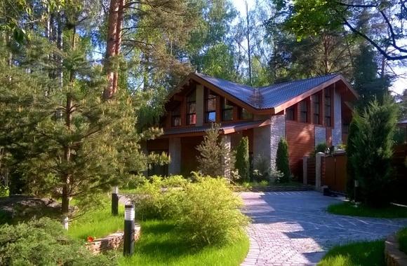 лучшие шале мира (Рублевка), купить дом на Рублевке и Ново-Рижском шоссе, Рублевка дома под ключ строительство и продажа