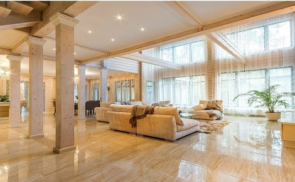 купить элитный коттедж в Москве Подмосковье, красивые дома