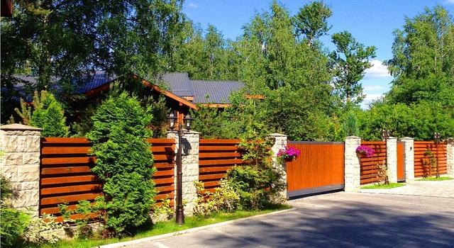 """комплекс частных резиденций """"Villa Nature"""" на Рублево-Успенском шоссе"""