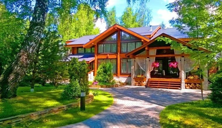 элитные дома Москвы и Подмосковья, лучшие шале мира