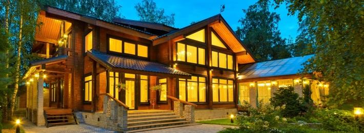 купить дом на Рублевке, продажа и аренда деревянных домов на Рублево Успенском шоссе